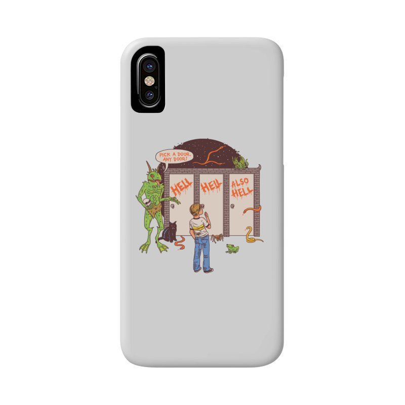 Life Choices Accessories Phone Case by Hillary White
