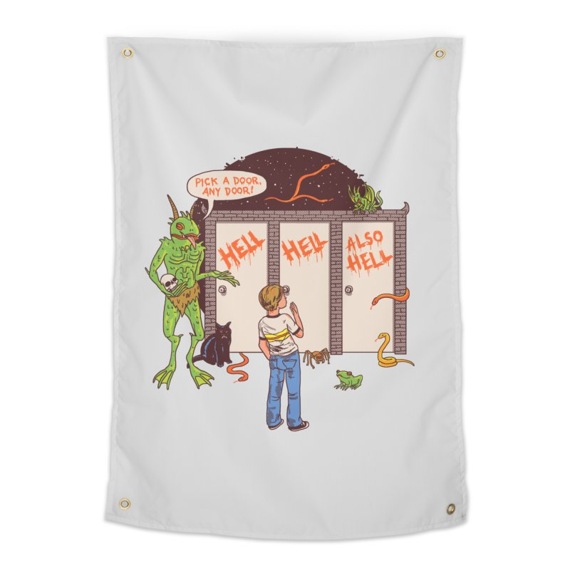 Life Choices Home Tapestry by Hillary White