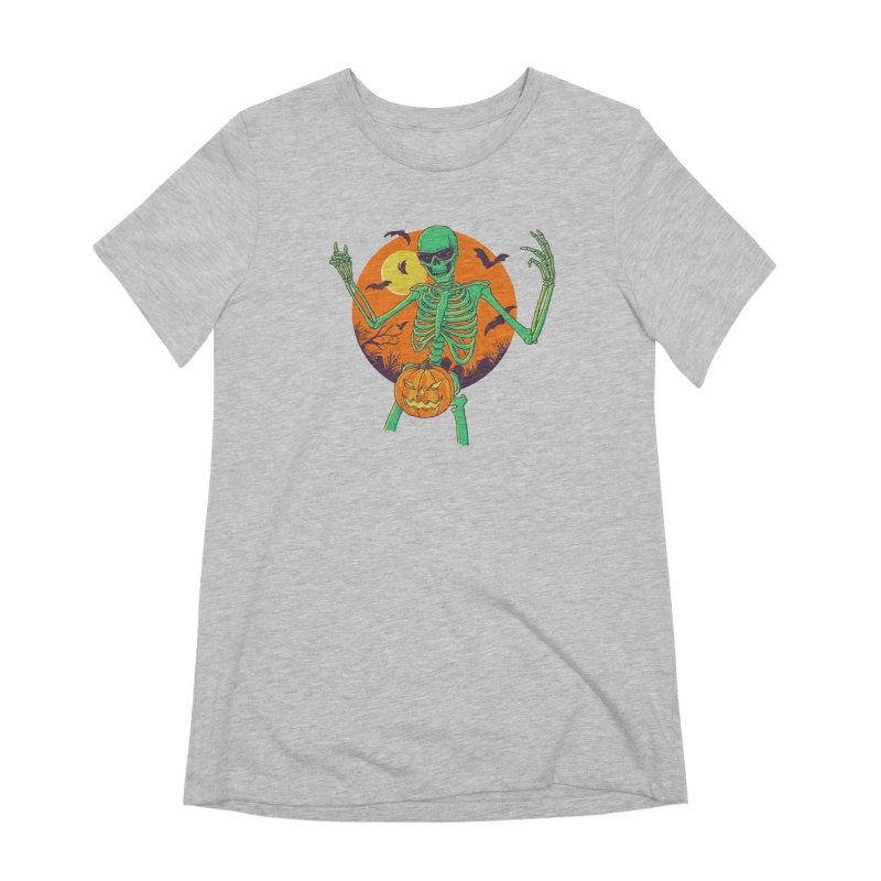 Bone In A Gourd Women's Extra Soft T-Shirt by Hillary White