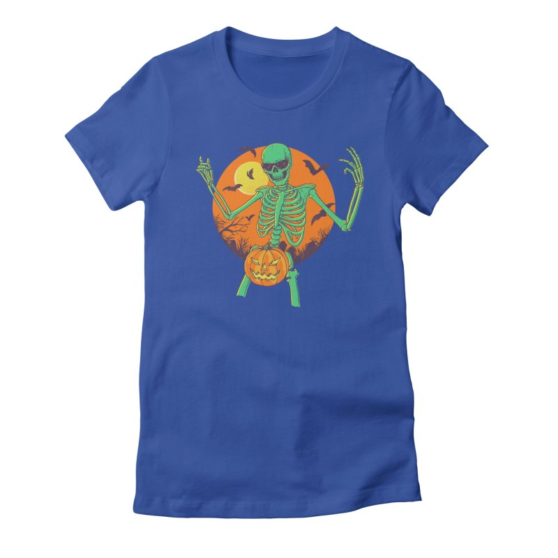 Bone In A Gourd Women's Fitted T-Shirt by Hillary White