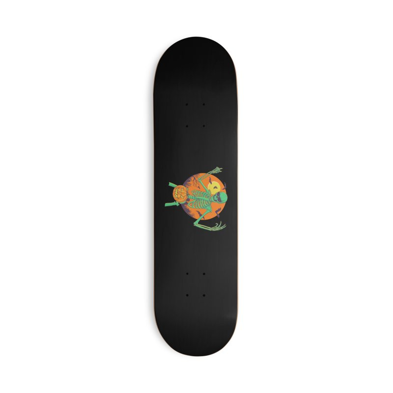 Bone In A Gourd Accessories Deck Only Skateboard by Hillary White