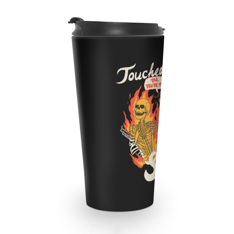 Touched By Satan Accessories Travel Mug by Hillary White