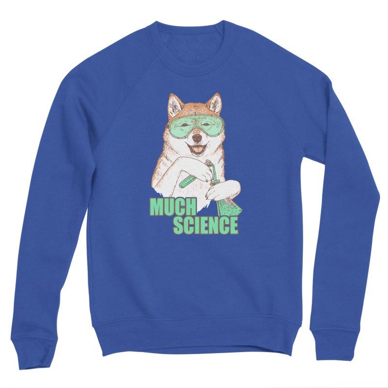 Smart Boi Men's Sponge Fleece Sweatshirt by Hillary White