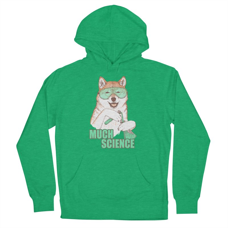 Smart Boi Men's French Terry Pullover Hoody by Hillary White