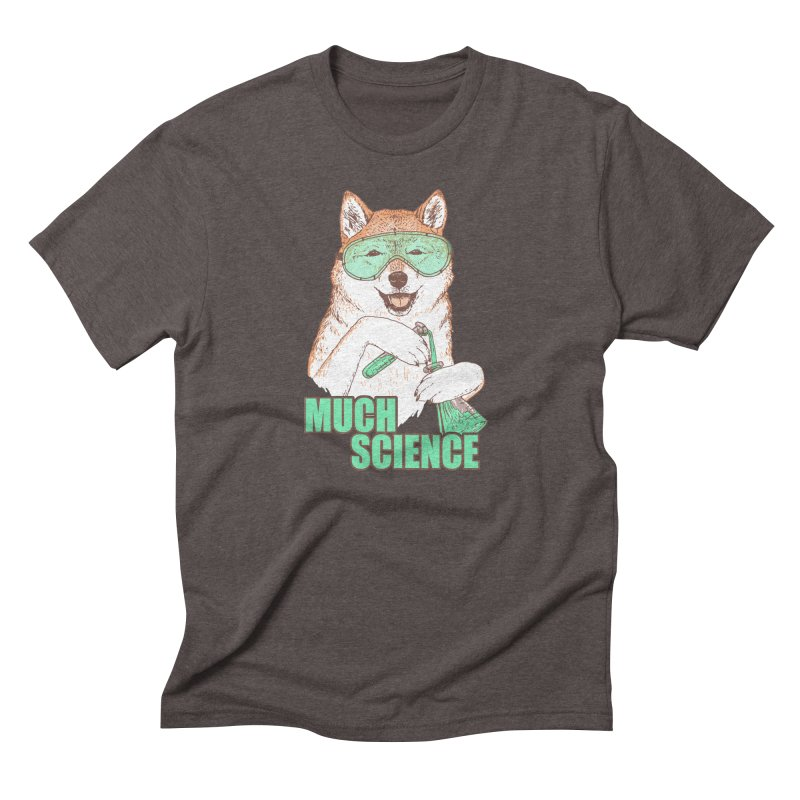 Smart Boi Men's Triblend T-Shirt by Hillary White