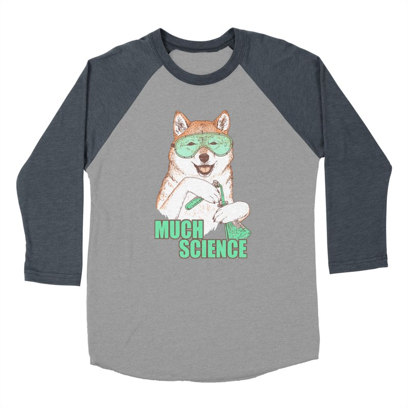 Smart Boi Women's Baseball Triblend Longsleeve T-Shirt by Hillary White