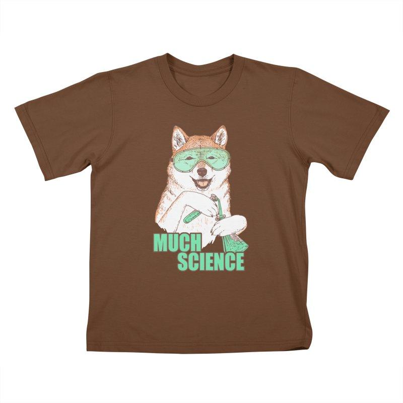 Smart Boi Kids T-Shirt by Hillary White