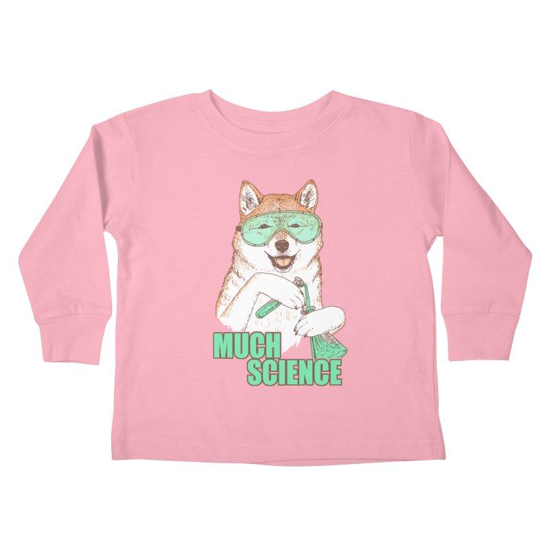 Smart Boi Kids Toddler Longsleeve T-Shirt by Hillary White