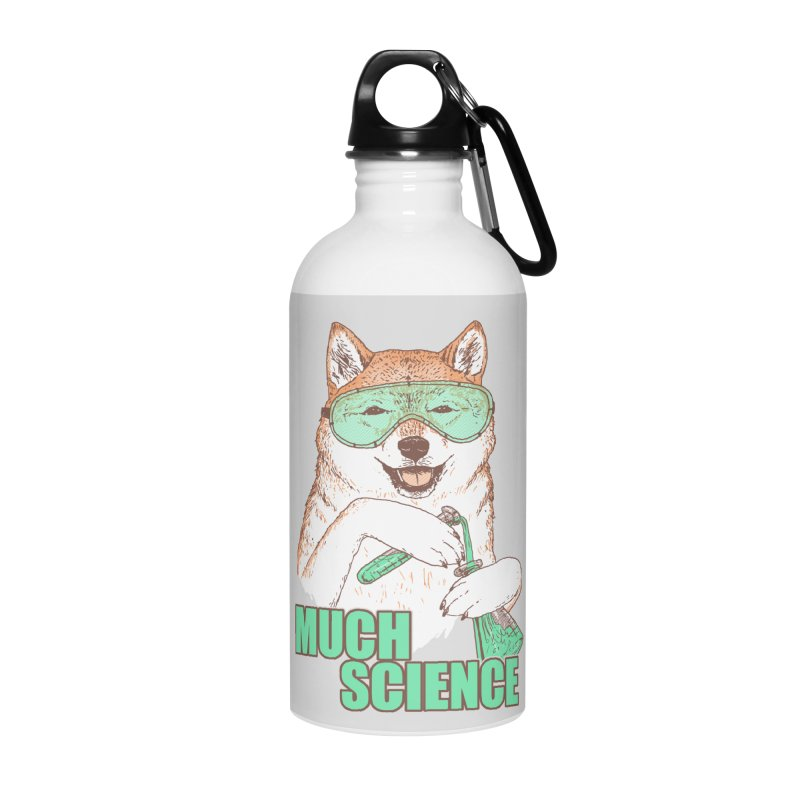 Smart Boi Accessories Water Bottle by Hillary White