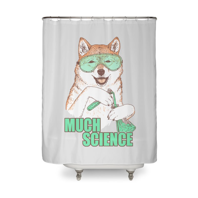 Smart Boi Home Shower Curtain by Hillary White