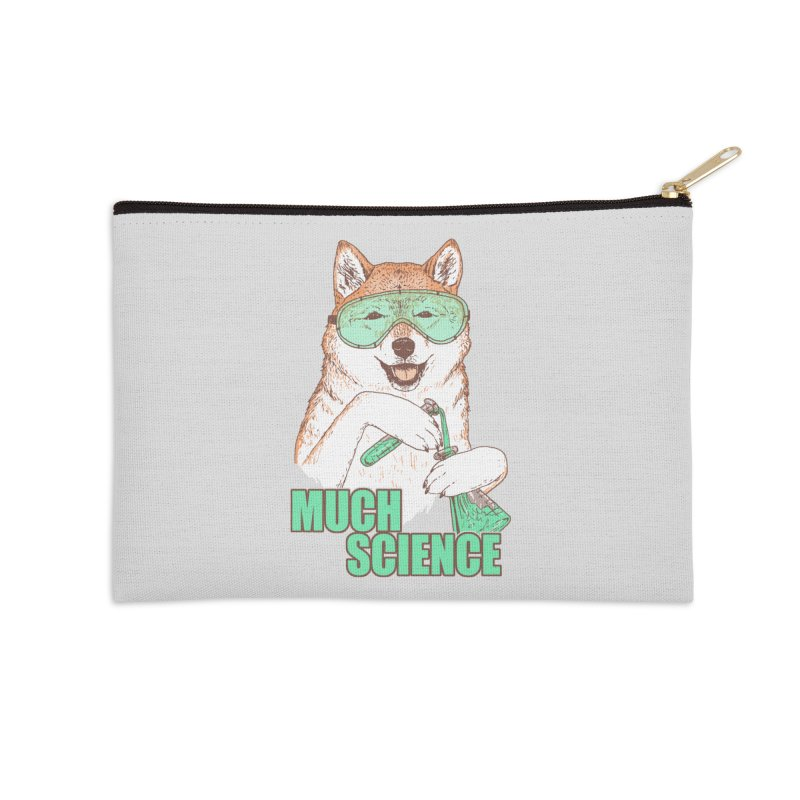 Smart Boi Accessories Zip Pouch by Hillary White