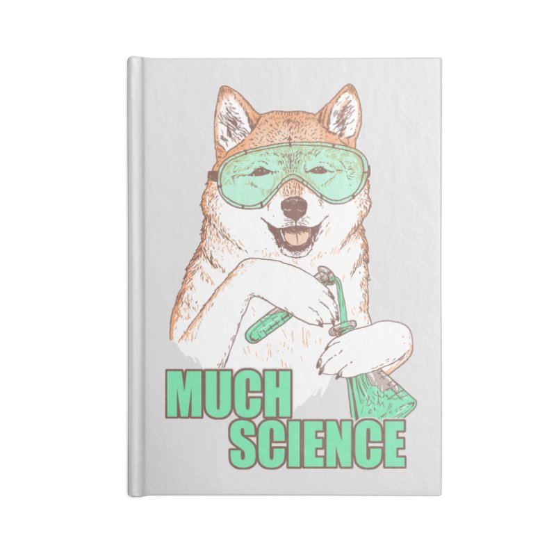 Smart Boi Accessories Lined Journal Notebook by Hillary White