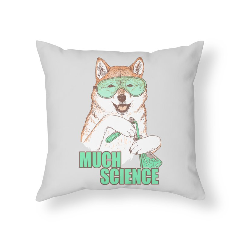 Smart Boi Home Throw Pillow by Hillary White
