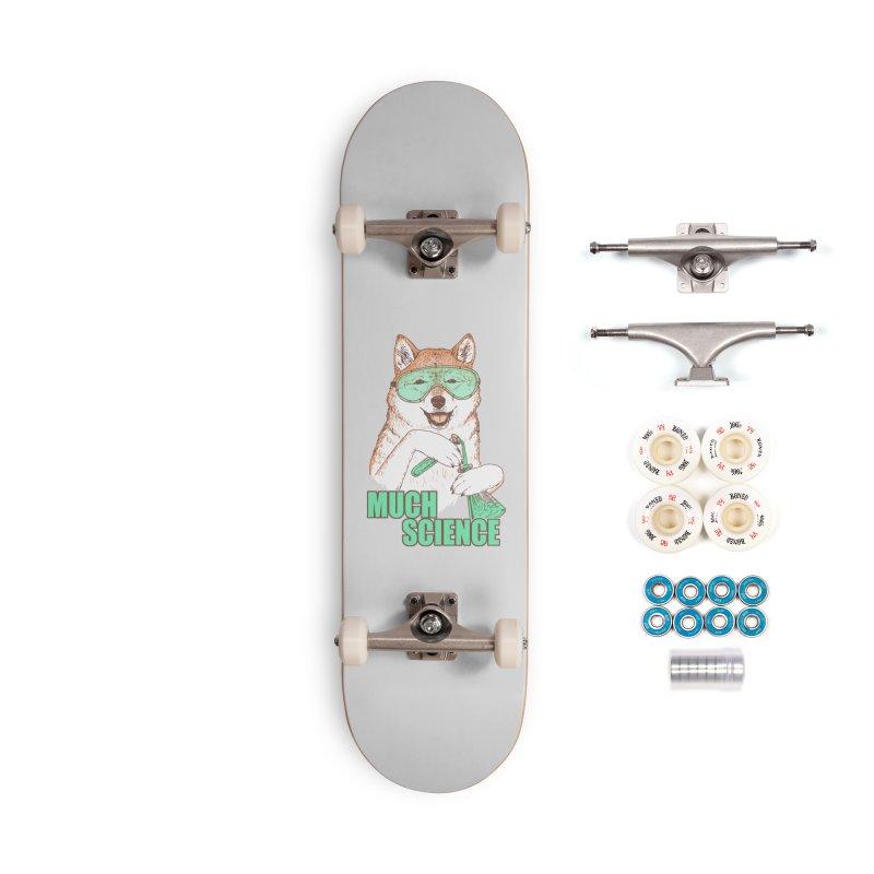 Smart Boi Accessories Complete - Premium Skateboard by Hillary White