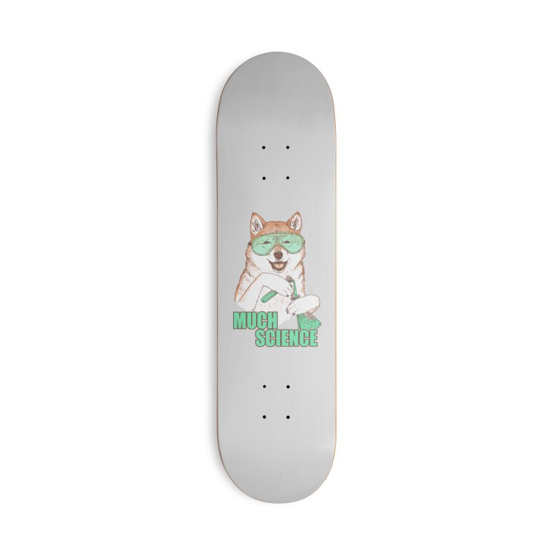 Smart Boi Accessories Deck Only Skateboard by Hillary White