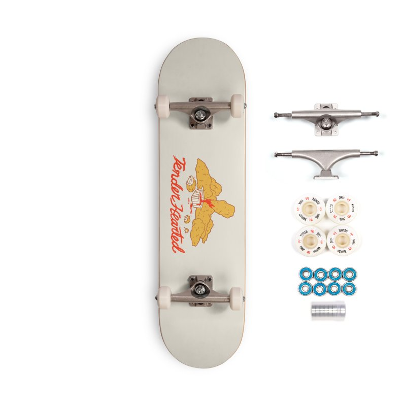 Tender Hearted Accessories Complete - Premium Skateboard by Hillary White
