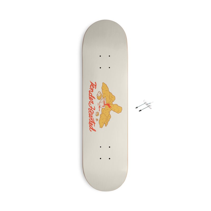Tender Hearted Accessories With Hanging Hardware Skateboard by Hillary White