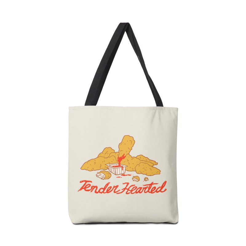 Tender Hearted Accessories Tote Bag Bag by Hillary White