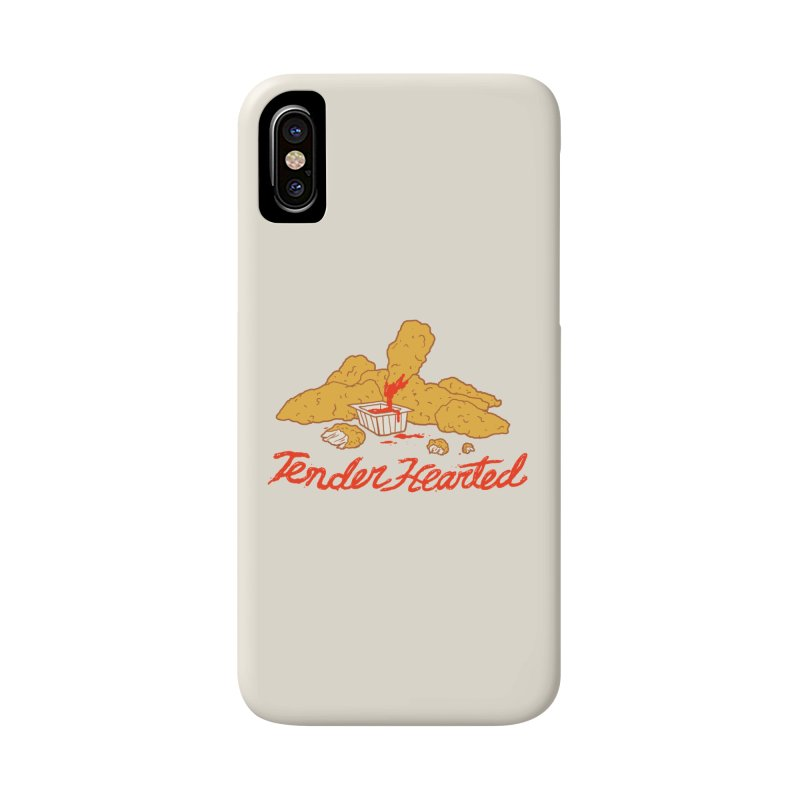 Tender Hearted Accessories Phone Case by Hillary White