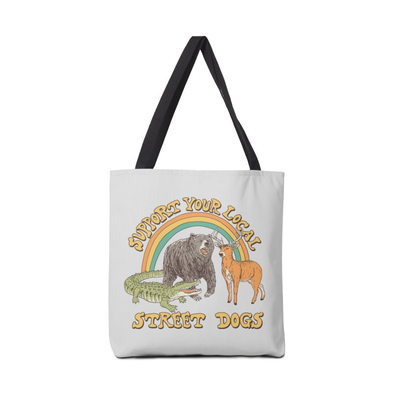 Street Dogs Accessories Tote Bag Bag by Hillary White