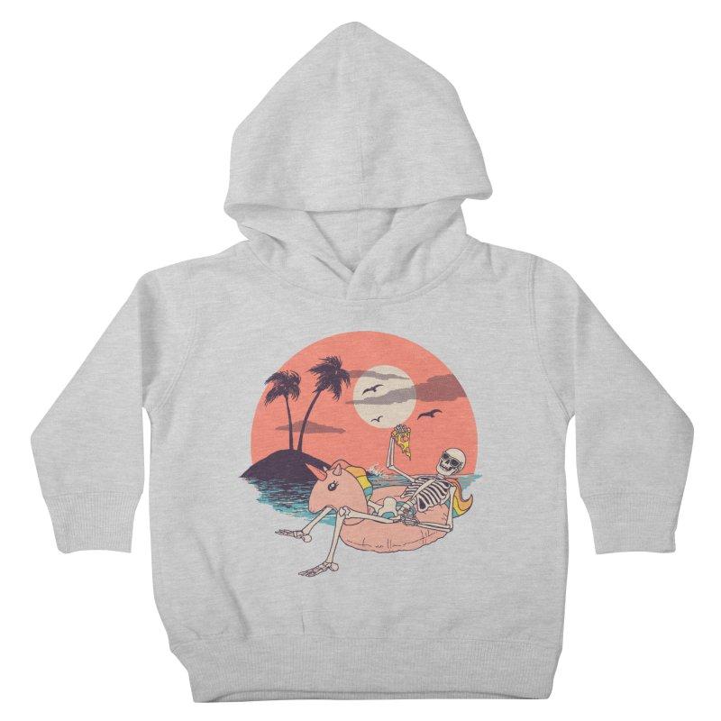 Summer Forever Kids Toddler Pullover Hoody by Hillary White