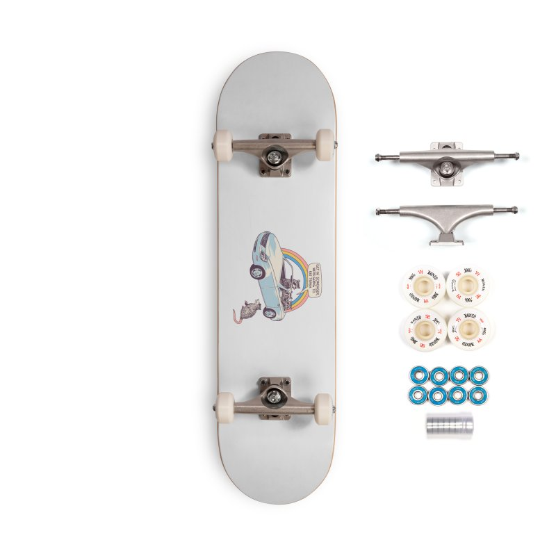 Get In Scavenger Accessories Complete - Premium Skateboard by Hillary White