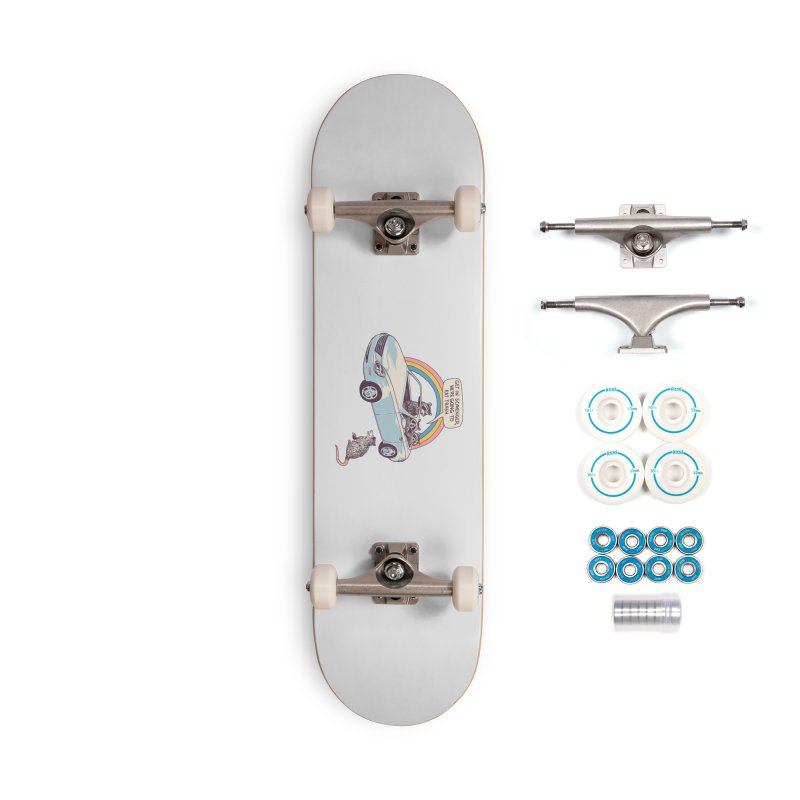 Get In Scavenger Accessories Complete - Basic Skateboard by Hillary White