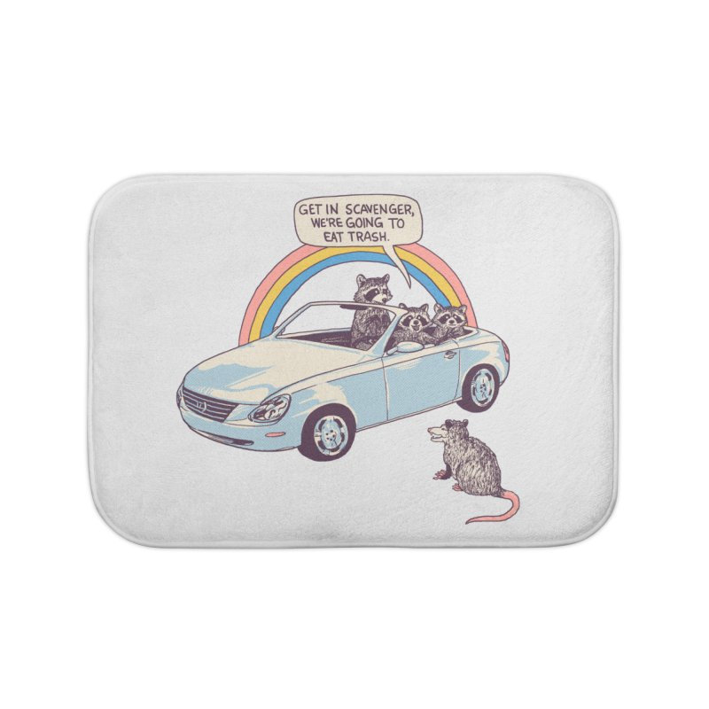 Get In Scavenger Home Bath Mat by Hillary White