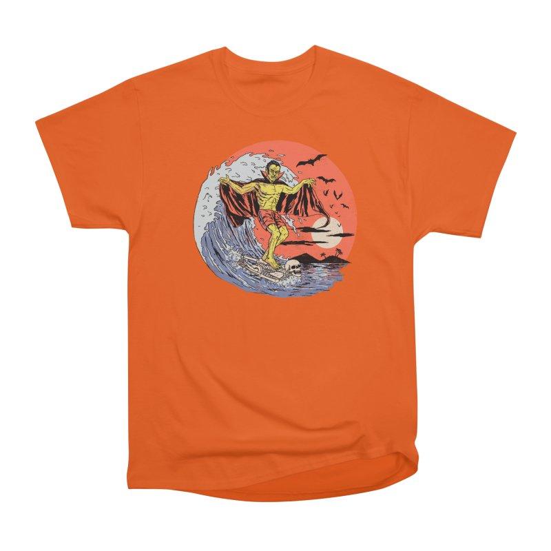 Body Surfer Women's Heavyweight Unisex T-Shirt by Hillary White