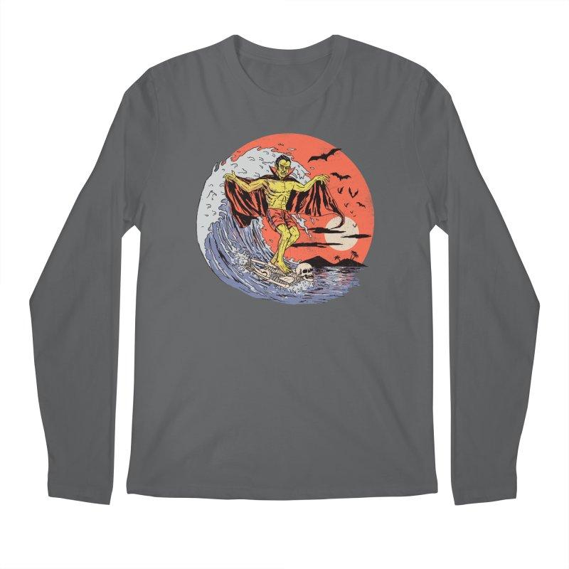 Body Surfer Men's Regular Longsleeve T-Shirt by Hillary White
