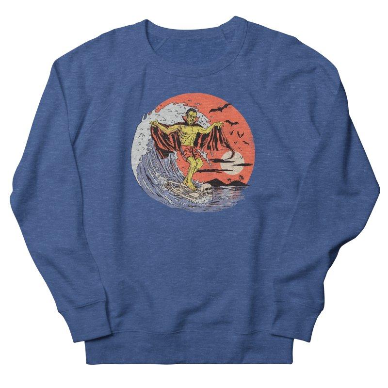 Body Surfer Women's French Terry Sweatshirt by Hillary White