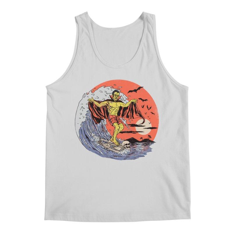 Body Surfer Men's Regular Tank by Hillary White