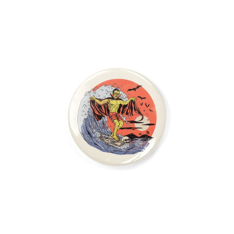 Body Surfer Accessories Button by Hillary White