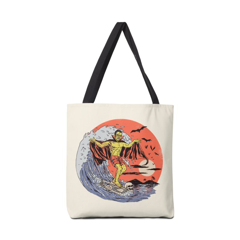 Body Surfer Accessories Tote Bag Bag by Hillary White