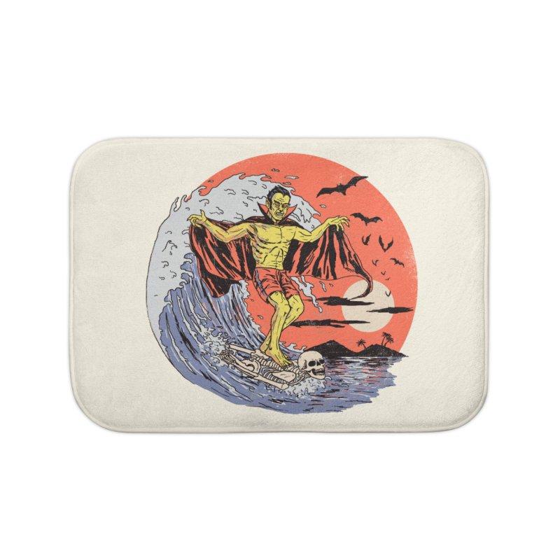 Body Surfer Home Bath Mat by Hillary White