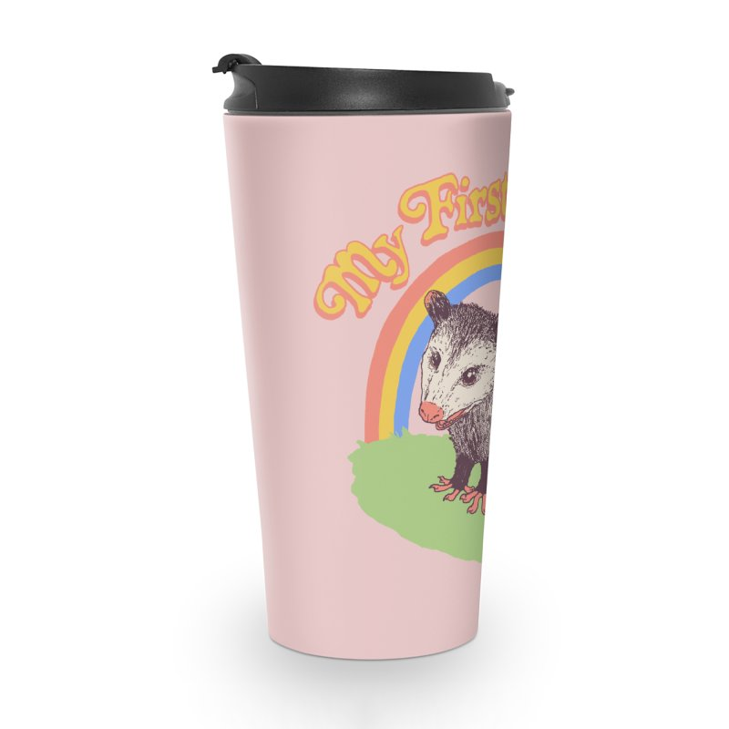 My First Kitten Accessories Travel Mug by Hillary White