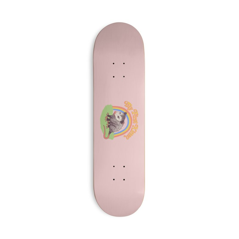 My First Kitten Accessories Deck Only Skateboard by Hillary White