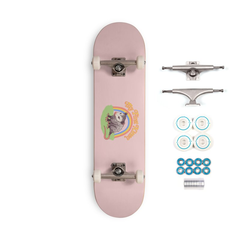 My First Kitten Accessories Complete - Basic Skateboard by Hillary White