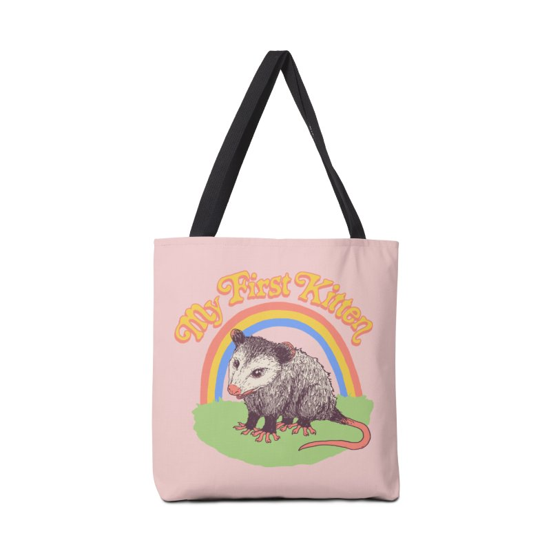 My First Kitten Accessories Tote Bag Bag by Hillary White