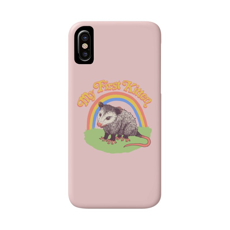My First Kitten Accessories Phone Case by Hillary White