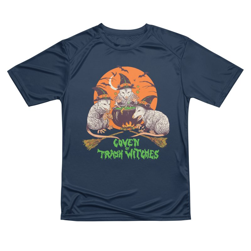 Coven Of Trash Witches Men's Performance T-Shirt by Hillary White
