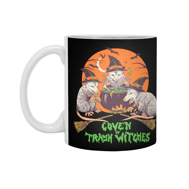 Coven Of Trash Witches Accessories Standard Mug by Hillary White