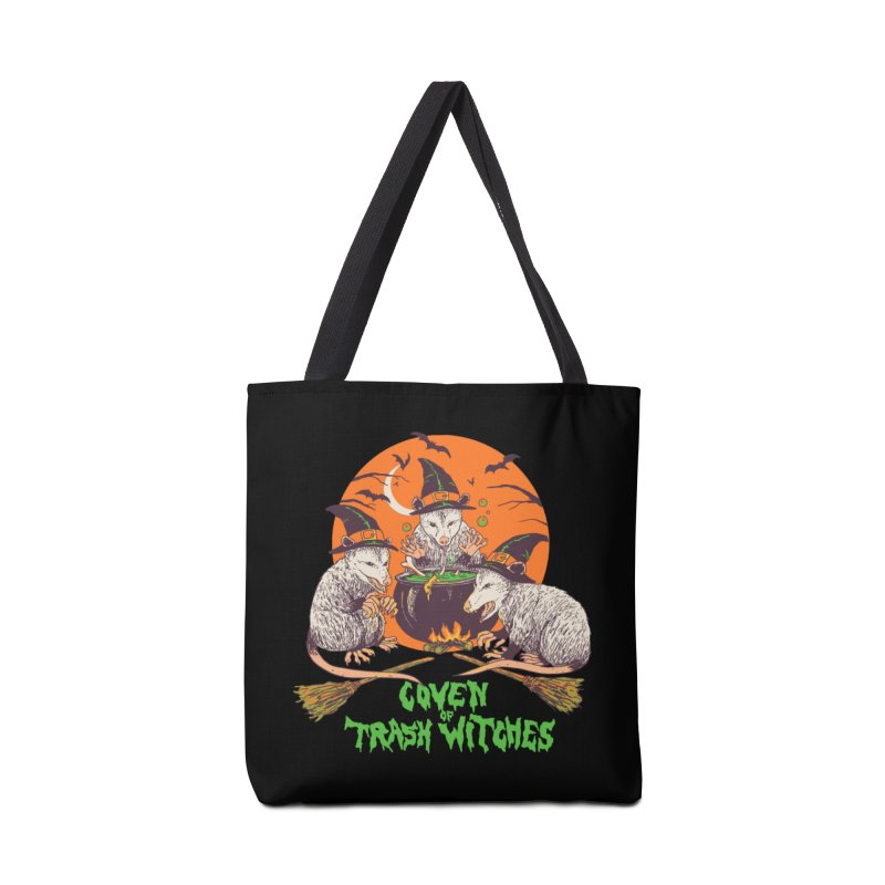 Coven Of Trash Witches Accessories Tote Bag Bag by Hillary White