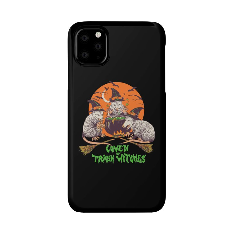Coven Of Trash Witches Accessories Phone Case by Hillary White