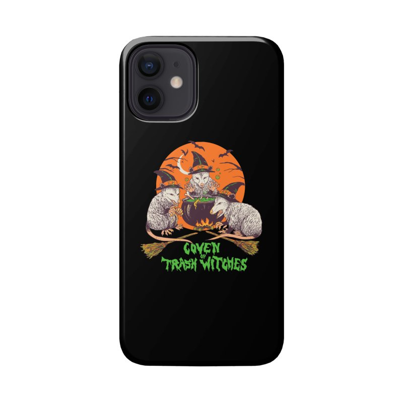 Coven Of Trash Witches Accessories Phone Case by Hillary White Rabbit