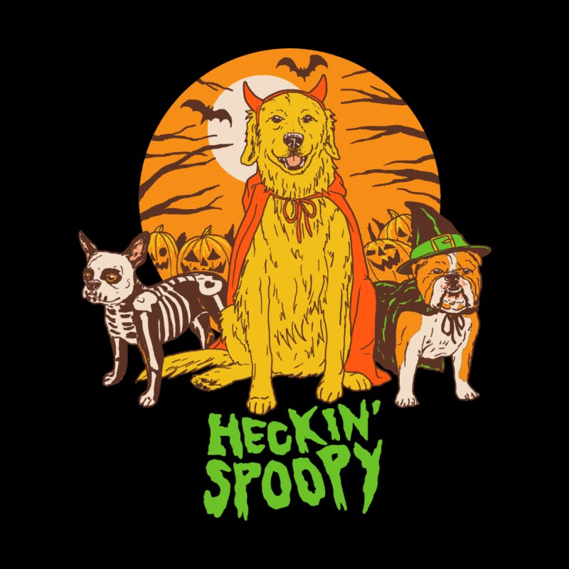 Heckin' Spoopy by Hillary White