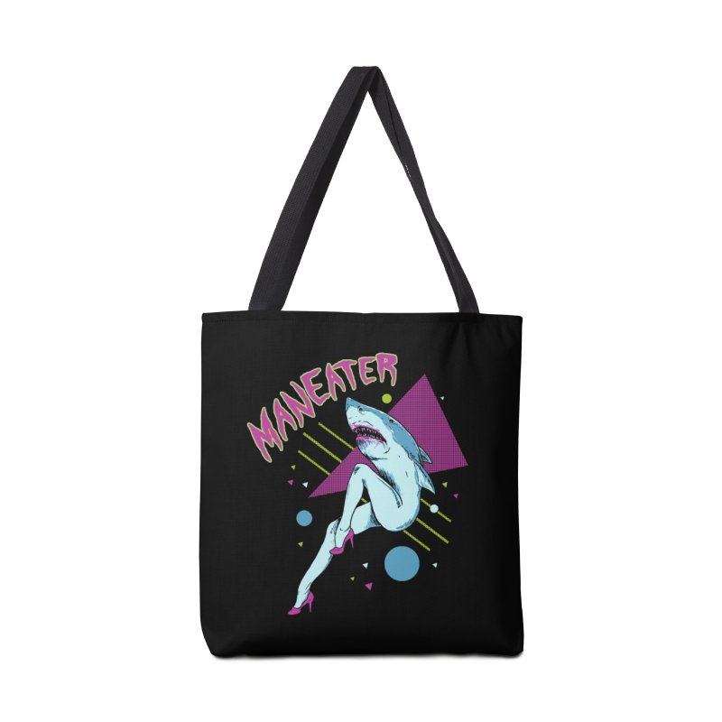 Maneater Accessories Tote Bag Bag by Hillary White