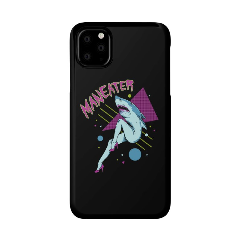 Maneater Accessories Phone Case by Hillary White