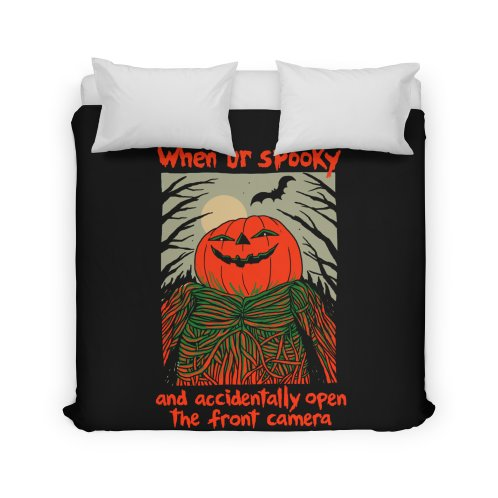 image for Spooky Selfie - dark shirt variant