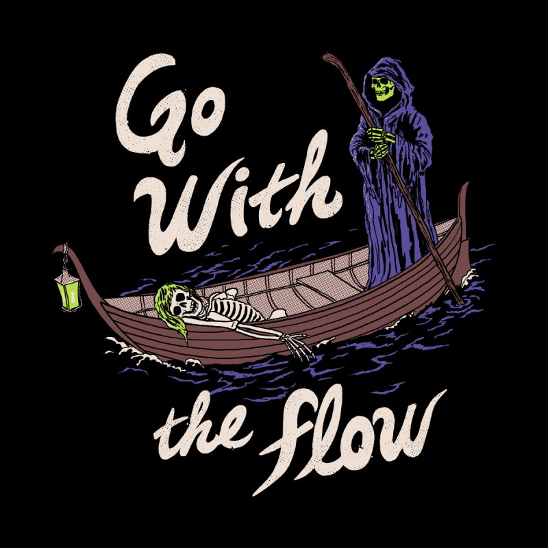 Go With The Flow by Hillary White